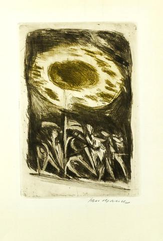 Jan Bauch - Artur Rimbaud, Opilý koráb II