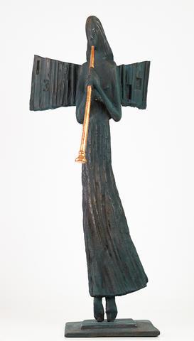 Ján Leško - Anděl s trubkou