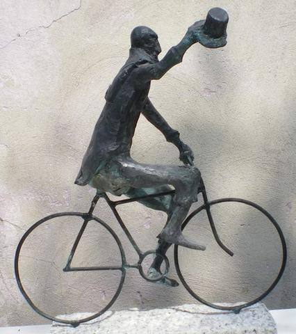 Ján Leško - Cyklista