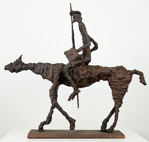 Ján Leško - Don Quijote - 1