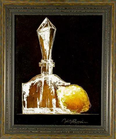 Jan Rapin - Karafa a citron