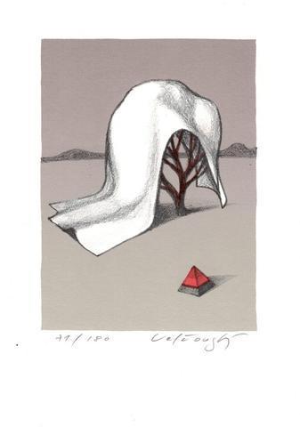 Josef Velčovský- Strom připraven k přezimování