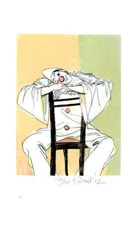 Karel Beneš- Smutný klaun