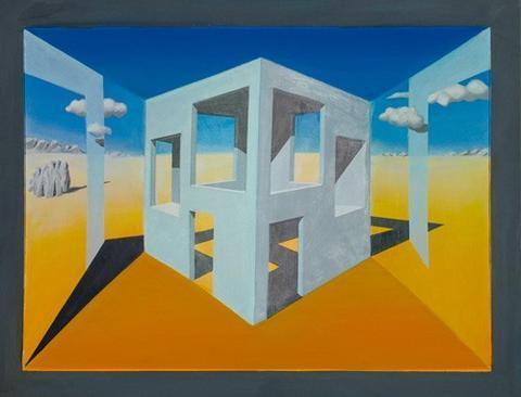 Karel Dokoupil - Pohyblivá krajina 3D