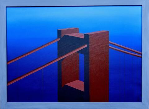 KarelDokoupil - Golden Gate skřípající v západním slunci
