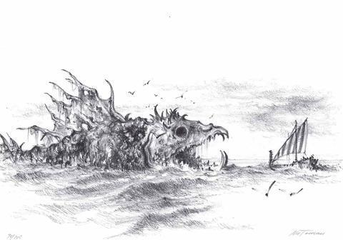 Karel Toman - Leviatan