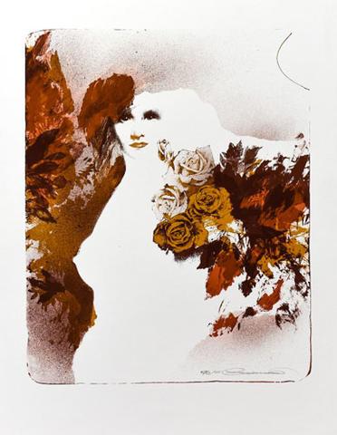 Jan Kristofori - Dívka a růže