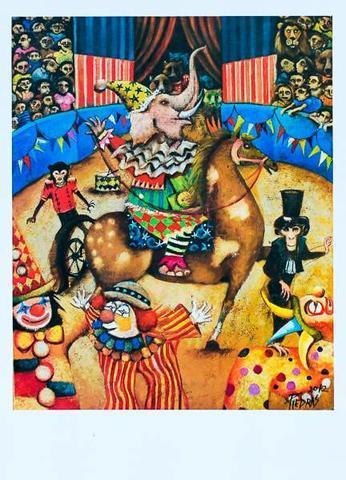 Piedras - V cirkuse