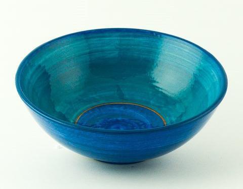 Keramická mísa Rometti Solar II modrá - 1