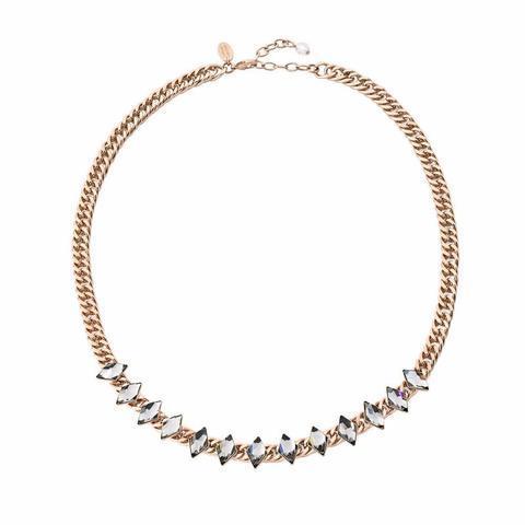 Pozlacený náhrdelník Mood for Love ML 1.09