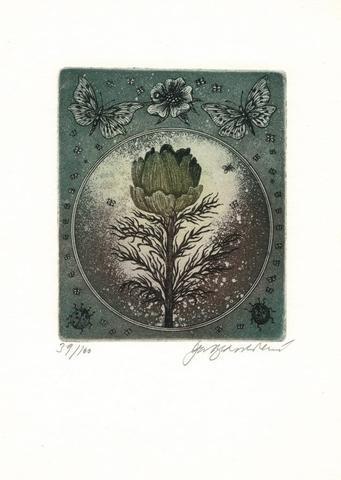 Olga Vychodilová - Květina
