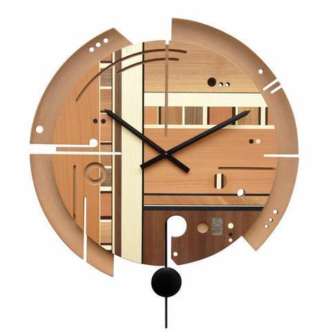 Nástěnné hodiny Samada Natural - 1