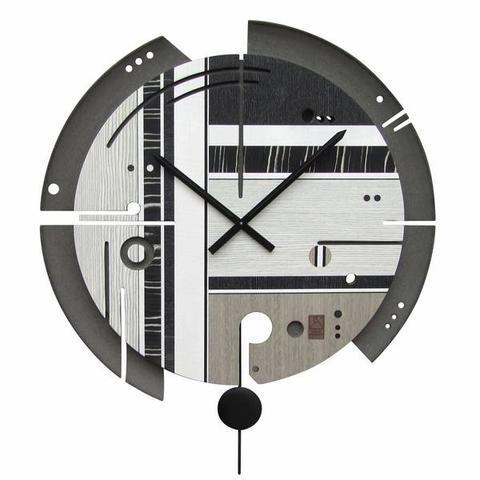 Nástěnné hodiny Samada Tech - 1