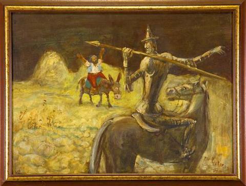 Zdeněk Šutera - Don Quijote