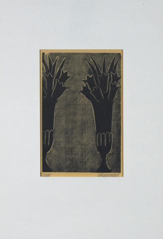 Vladimír Komárek - Dvě vázys tulipány