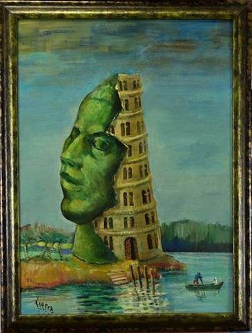 Zdeněk Šutera - Hlava věž