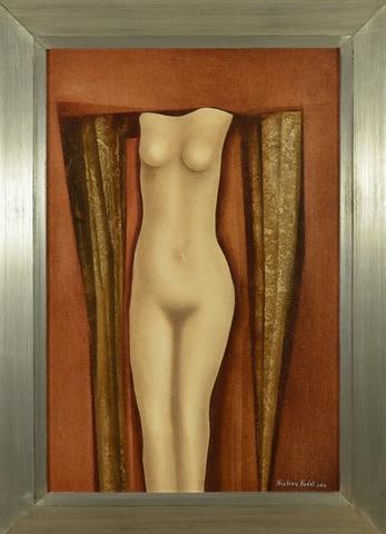 Kristian Kodet - Žena s křídly