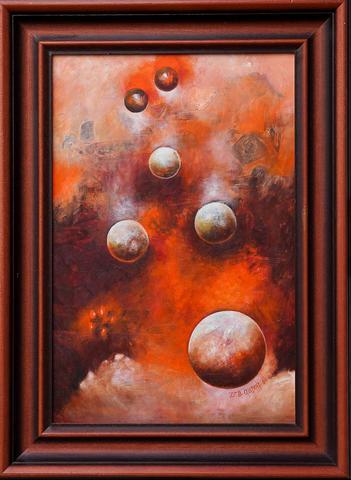 Zlata Calabová - Malý vesmír XXIV