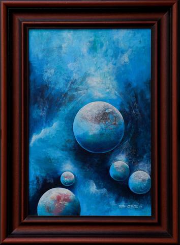 Zlata Calabová - Malý vesmír XXV