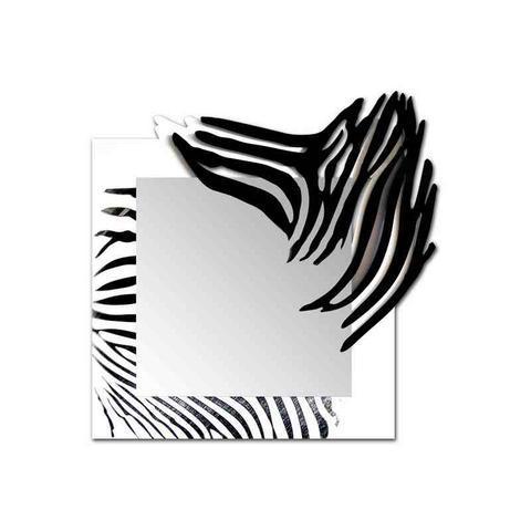 Nástěnné zrcadlo Zebra - 1