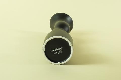 Váza Rometti Jazz Clarino černá - 2