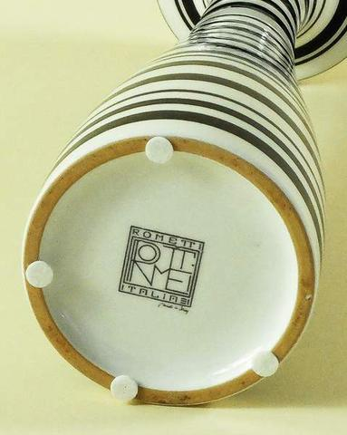 Váza Rometti Optical I  - 2