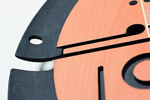 Nástěnné hodiny Samada Contrast - 3