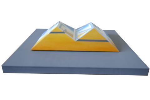 Karel Dokoupil - Nereálný objekt č. 1 3D - 3