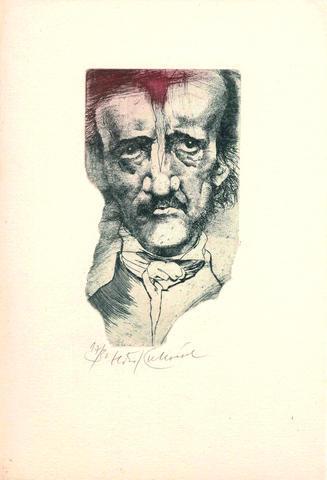 Oldřich Kulhánek - soubor E. A. Poe 7ks - 3