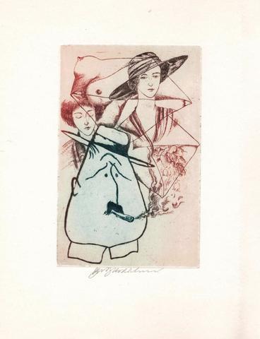 Olga Vychodilová - Dopisy pro Madeleinu a Lou (bibliofilie) - 3