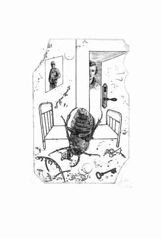 Günter Hujber - Soubor Franz Kafka - Proměna - 4