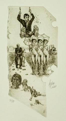 Günter Hujber - Franz Kafka 5 ks - 4