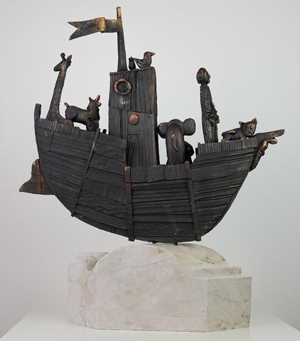 Ján Leško - Archa Noemova - 4