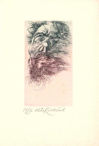 Oldřich Kulhánek - soubor E. A. Poe 7ks - 4