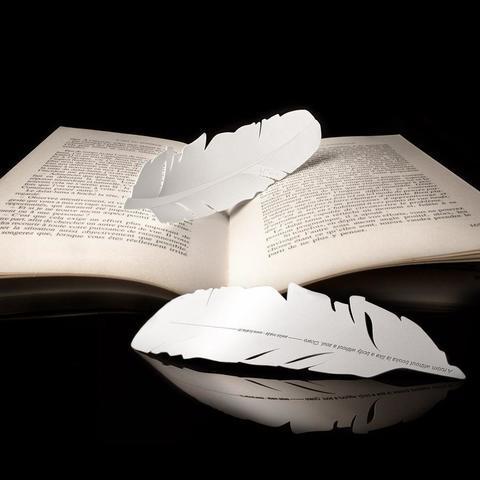 Záložka do knihy Kosha Pearly White - 5