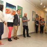 Z Číny do Zlína: Günter Hujber vystavuje v DioArt - DioArt