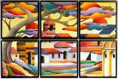 Ojedinělá výstava mexických obrazů v galerii DioArt - DioArt