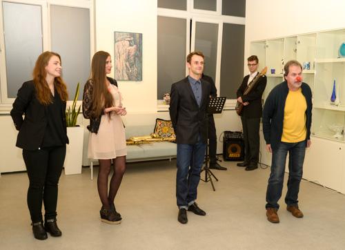 Galerie DioArt - Vít John