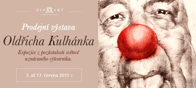 Oldřich Kulhánek - prodej obrazů DioArt