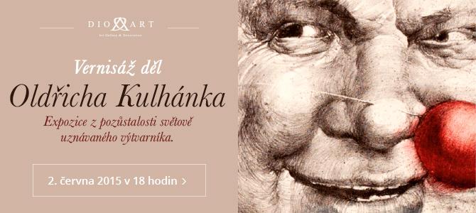 Oldřich Kulhánek - Prodejní galerie obrazů DioArt