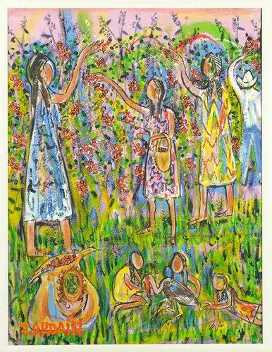 Obrazy z Mexika v galerii DioArt
