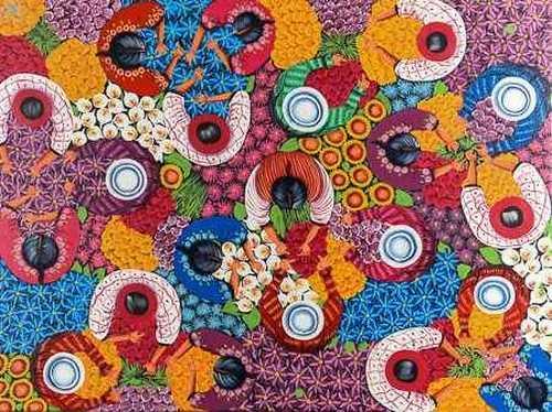 Mexické obrazy - galerie DioArt