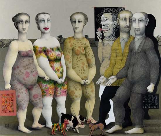 Antonín Lukavský - galerie DioArt