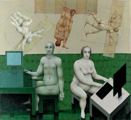 Antonín Lukavský - umělecká galerie DioArt