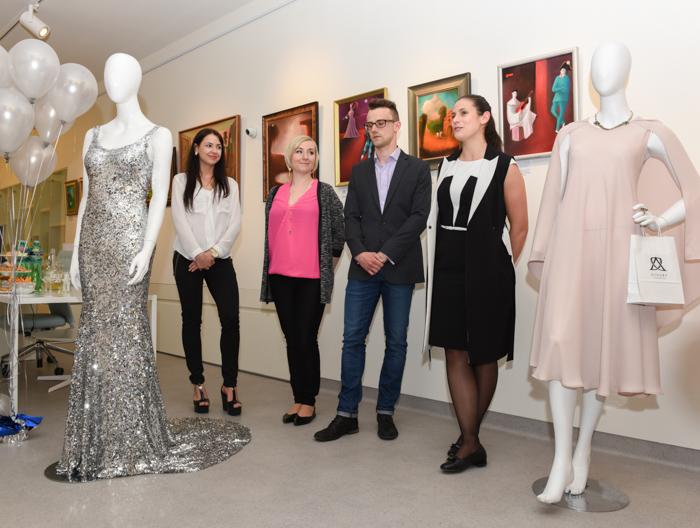 Sandra Švédová v galerii DioArt